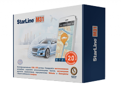 StarLine MESSENGER M31 Т2.0